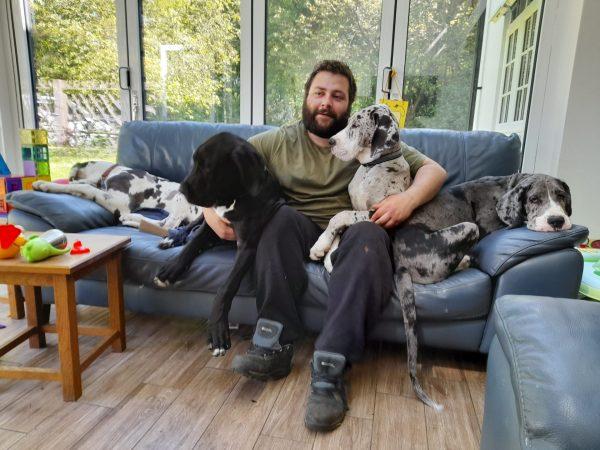 Alex - Happi Days Dog Day Care team